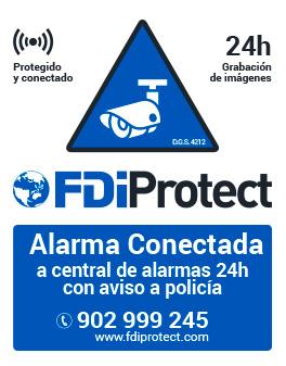 Placa FDI Protect